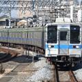 東武アーバンパークライン10030型柏行き春日部入線