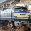 Photos: 高速貨物3085レを引くEF66 27 宇都宮貨物(タ)通過!