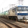 EF210 110牽引専用貨物4091 レ