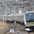 E233系+E231系湘南新宿ライン特別快速高崎行き