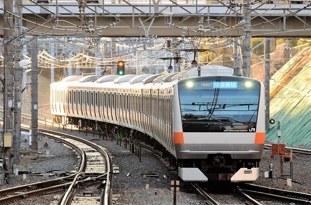 E223系中央特快東京行き