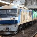 Photos: 桃太郎161号牽引タキ貨物