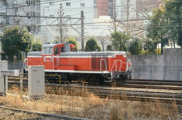 DE10 1654号機