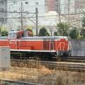 写真: DE10 1654号機