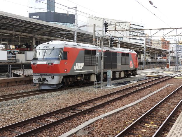 稲沢に向かうDF200 216単機8380レ