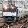 EF64 1025+白ホキ5747レ名古屋通過