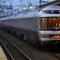 EF81 81+E26系カシオペア紀行号雀宮2番発車