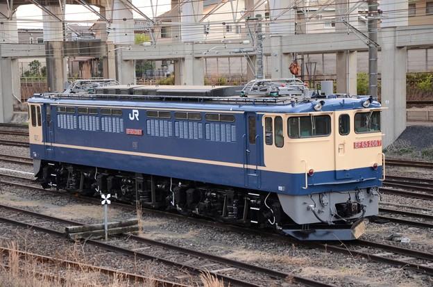 EF65 2067号機 宇都宮貨物(タ)にて