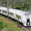 651系K201編成臨時快速足利大藤まつり号