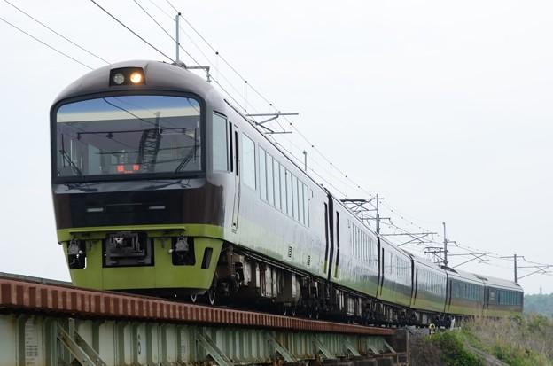 485系YD01編成臨時快速ナイト足利藤まつり号