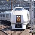 651系特急草津3号高崎2番入線