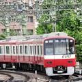 写真: 京急600形651F