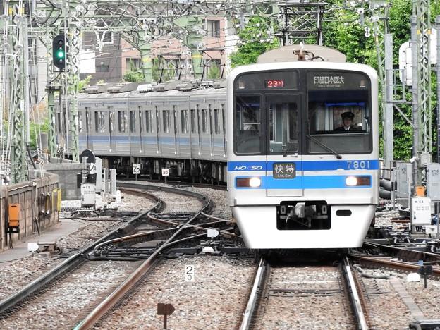 Photos: 北総7300形7801F