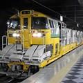 キヤE195系上野とうさんばん発車待機
