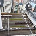 写真: 阪急梅田駅俯瞰