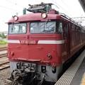 青森6番にEF81 140+E231系!