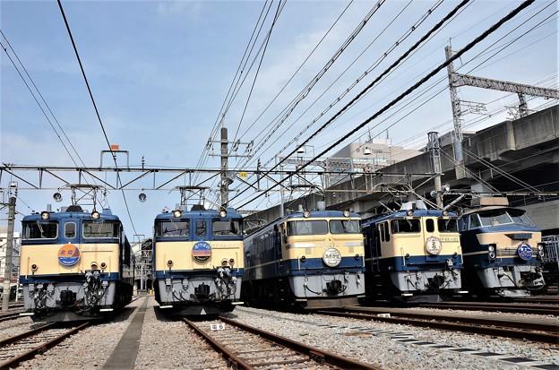 高崎鉄道ふれあいデー車両展示(2)