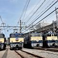 写真: 高崎鉄道ふれあいデー車両展示(2)