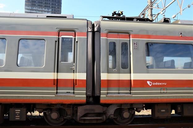 Photos: 連接台車 小田急7000形LSE