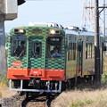 Photos: 真岡鐡道モオカ14形2両編成