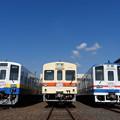関東鉄道水海道車両基地公開イベント