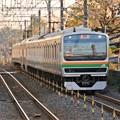 E231系U519編成回送石橋通過