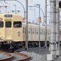 東武8000系 8111Fセイジクリーム色