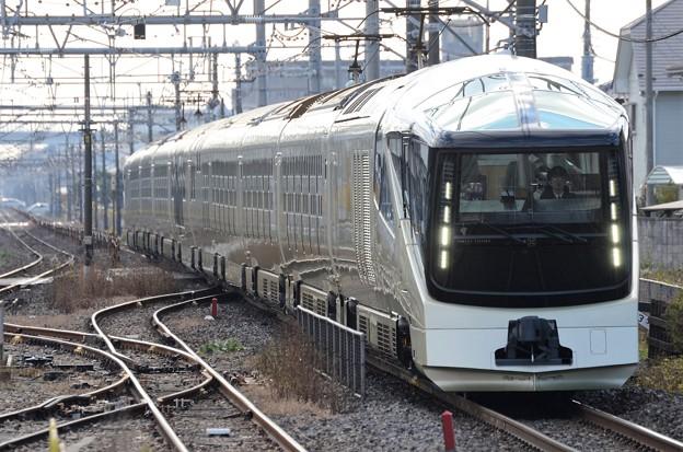 TRAIN SUITE 四季島雀宮1番通過