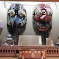 写真: 古峯神社の大天狗・烏天狗