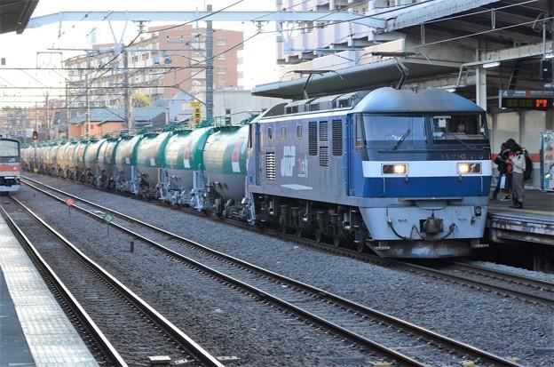 EF210-110号機+タキ3099レ(?)西国分寺通過