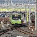 Photos: おおさか東線試運転201系新大阪進入