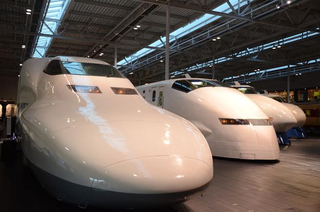 歴代東海道新幹線