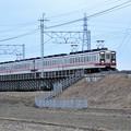 Photos: 黄昏時の東武日光線
