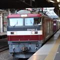 EH500-3号機牽引3054レ