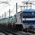 岡山の桃太郎8号機牽引4091レ