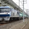 岡山の桃太郎7号機牽引4091レ