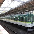 Photos: 京阪2400系準急淀屋橋行き 楠木の萱島にて