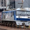 桃太郎125号機牽引1062レ北方貨物線新大阪通過