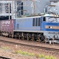 EF510 513号機牽引2080レ新大阪通過