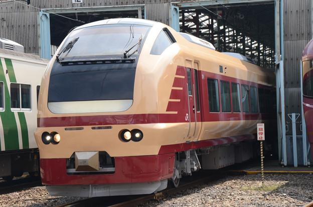 E653系国鉄色K70 編成