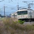 Photos: 185系B6編成臨時快速あしかが大藤まつり2号