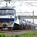 EF210-110号機牽引5582レ宇都宮貨物(タ)発車