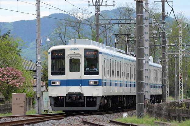 令和初日に逢えた東武宇都宮線5000系81105F