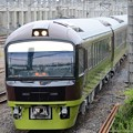 Photos: 臨時快速リゾート那須野満喫号 宇都宮貨物(タ)通過