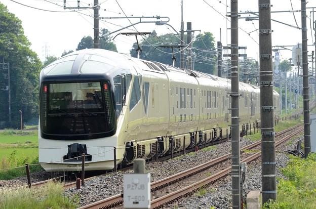 Photos: 四季島上野行きお見送り