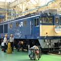 Photos: EF64 1037国鉄色台車載せ完了♪