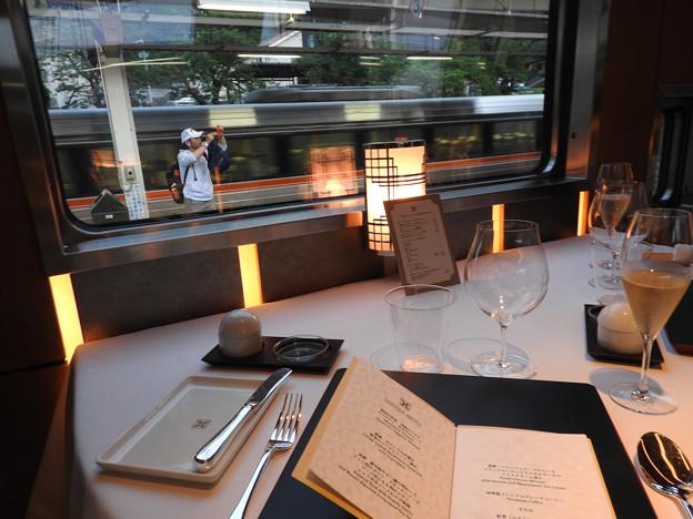 DININGしきしま ディナーの始まり