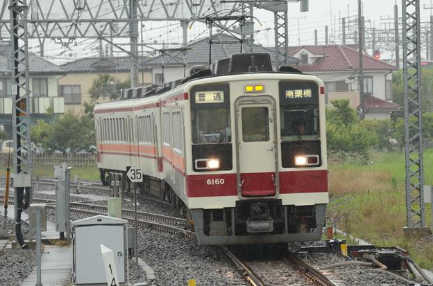 東武6050系南栗橋行き