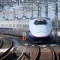 Photos: E2系やまびこ201号那須塩原2番入線