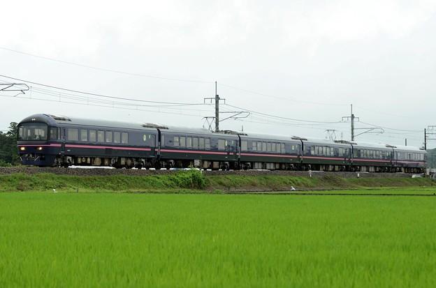 485系「華」編成団臨ぐんま×とちぎまんぷくグルメ列車